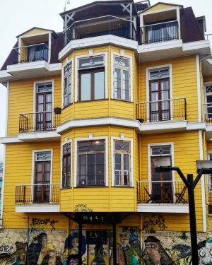 Valparaiso - Hotel Casa Vander
