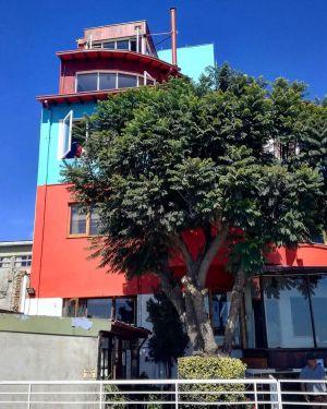 Valparaiso - Maison Pablo Neruda 2
