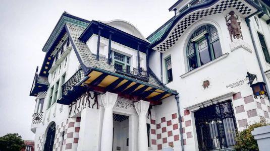 Valparaiso - Palacio Baburrizza