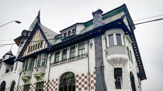 Valparaiso - Palacio Baburrizza 2
