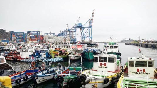 Valparaiso - Port