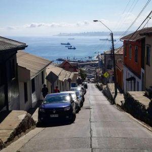 Valparaiso - Rue
