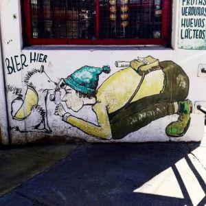 Valparaiso - Street Art 5