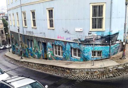 Valparaiso - Street Art 4