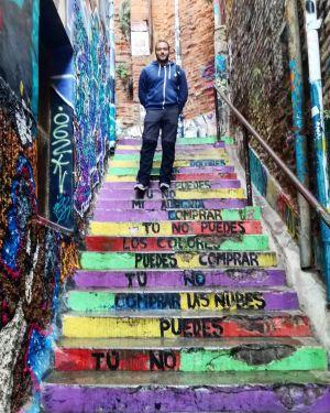 Valparaiso - Street Art 3