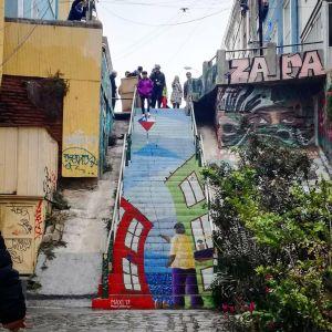 Valparaiso - Street Art 2