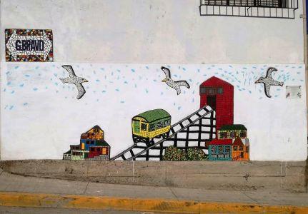Valparaiso - Street Art 6