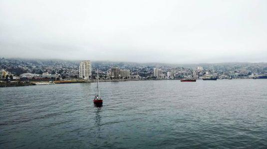 Valparaiso - Vue Sur Ville
