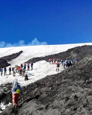 Volcan Villarica - Deuxième Partie
