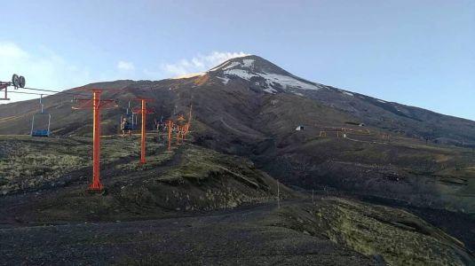 Volcan Villarica - Le Téléphérique