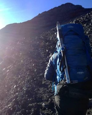 Volcan Villarica - Première Partie