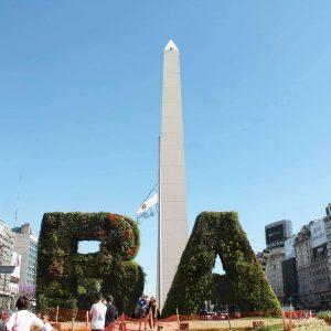 Obelisco BA