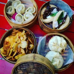 KOI - dumplings, Boa, Buns