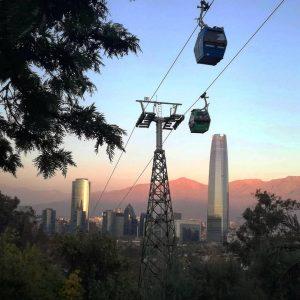 Santiago - Cerro San Cristobal 7