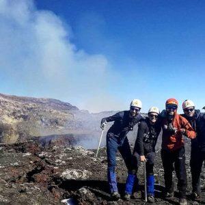 Volcan Villarica - La Team 2
