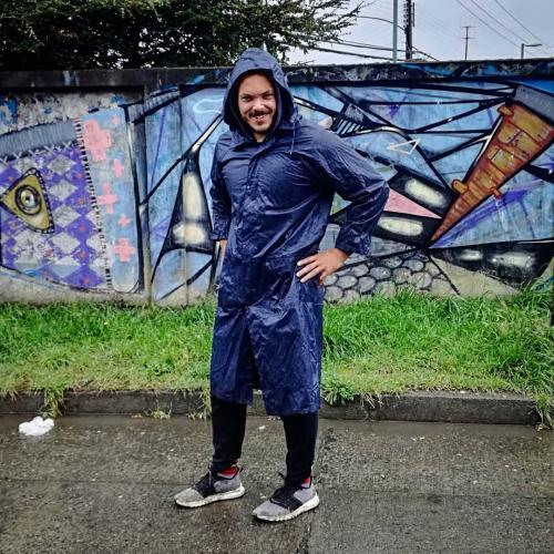 Castro - Costume de pluie